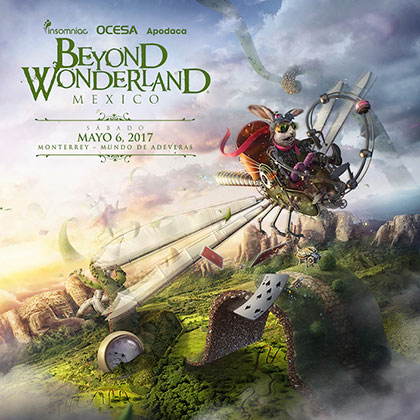 Beyond Wonderland Mexico 2017