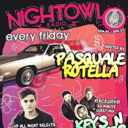 'Night Owl Radio' 015 ft. Martin Garrix and Keys N Krates