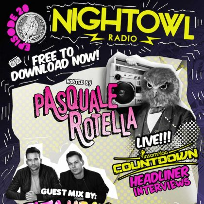 'Night Owl Radio' 020 ft. Delta Heavy