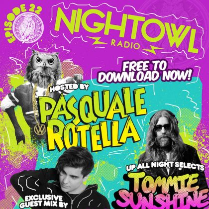 'Night Owl Radio' 022 ft. Audien and Tommie Sunshine