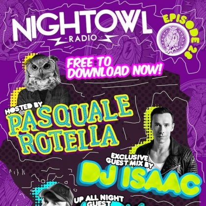 'Night Owl Radio' 028 ft. Andy C and DJ Isaac