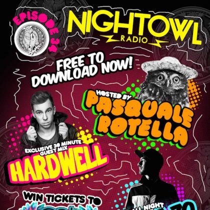 'Night Owl Radio' 034 ft. Hardwell and Mat Zo