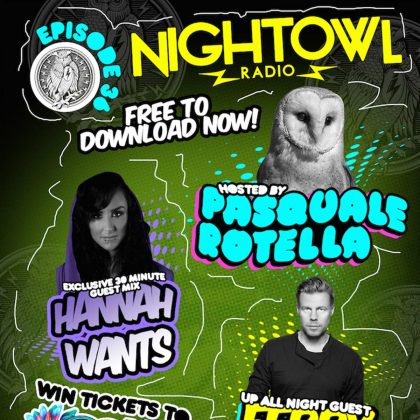 'Night Owl Radio' 036 ft. Hannah Wants and Ferry Corsten