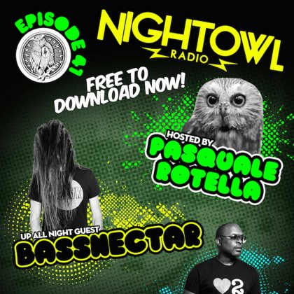 'Night Owl Radio' 041 ft. Bassnectar and DJ Jazzy Jeff