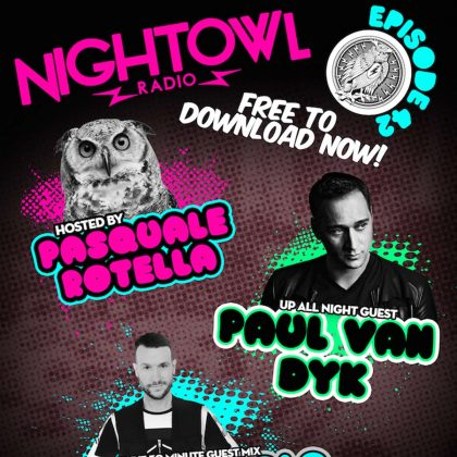 'Night Owl Radio' 042 ft. Paul van Dyk and Don Diablo