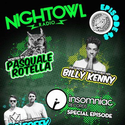 'Night Owl Radio' 048 ft. Go Freek and Billy Kenny