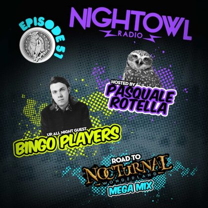'Night Owl Radio' 051 ft. Bingo Players and the Road to Nocturnal Wonderland 2016 Mix