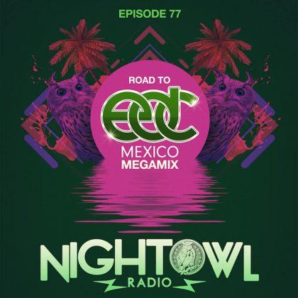 'Night Owl Radio' 077 ft. the Road to EDC Mexico 2017 Mega-Mix
