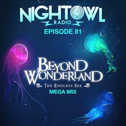 'Night Owl Radio' 081 ft. Beyond Wonderland 2017 Mega-Mix
