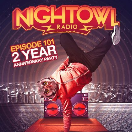 'Night Owl Radio' 101 ft. Dombresky, Bonnie X Clyde, Dr. Fresch and CID