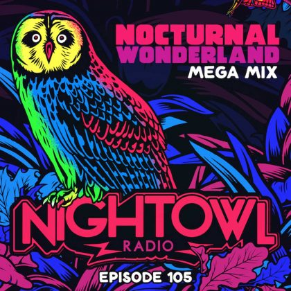 'Night Owl Radio' 105 ft. Nocturnal Wonderland 2017 Mega-Mix