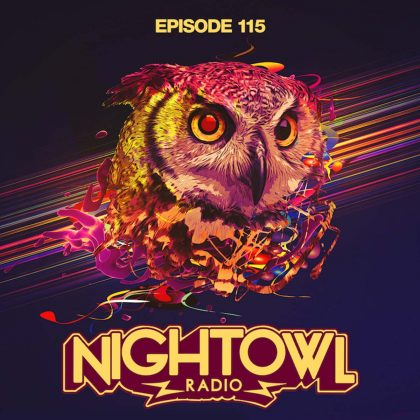 'Night Owl Radio' 115 ft. K?D and Skream