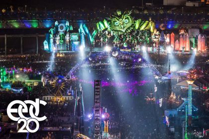 EDC20: The Spirit, Energy & Experience