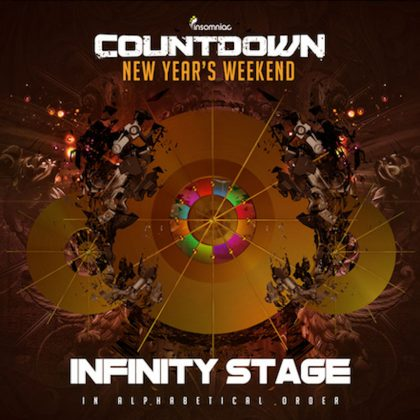 Test Your Limits at Countdown NYE 2017 With This Infinity Playlist