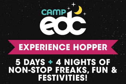 Amplify Your EDC Las Vegas 2018 Camping With the Camp EDC Experience Hopper Group Package