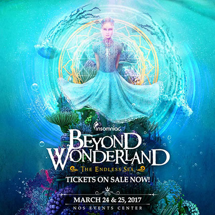 Beyond Wonderland Southern California 2017
