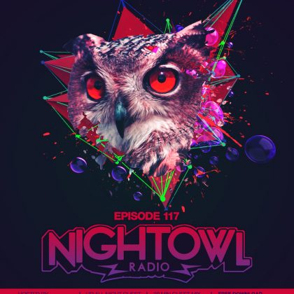 'Night Owl Radio' 117 ft. Yultron and Caspa