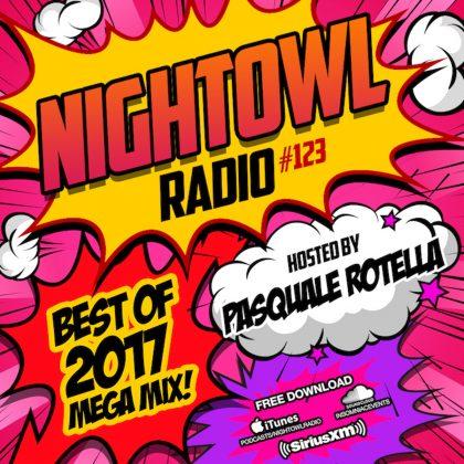 'Night Owl Radio' 123 ft. Best of 2017 Mega-Mix
