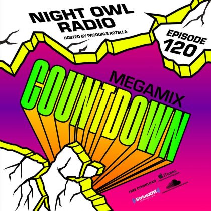 'Night Owl Radio' 120 ft. Countdown NYE 2017 Mega-Mix