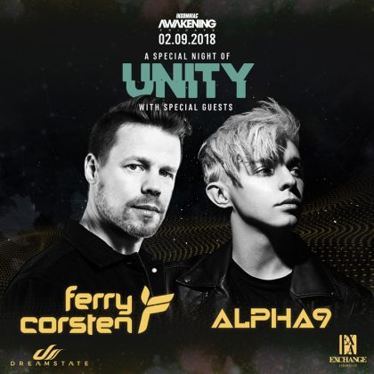 Ferry Corsten & ALPHA 9