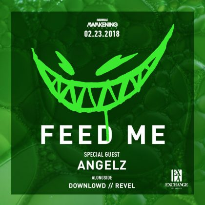 Feed Me with Angelz