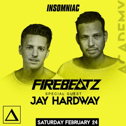 Firebeatz with Jay Hardway