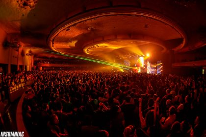 Seven Lions, Tritonal & Kill The Noise: Horizon Tour