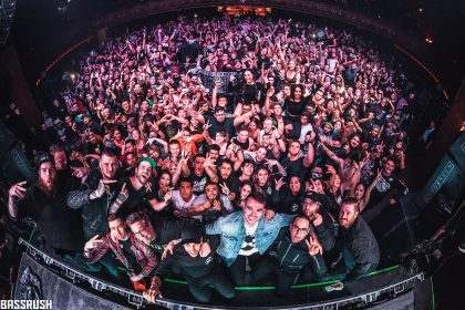 Never Say Die: Black Label Tour – Bassrush