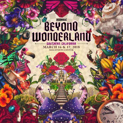 Beyond Wonderland Southern California 2018