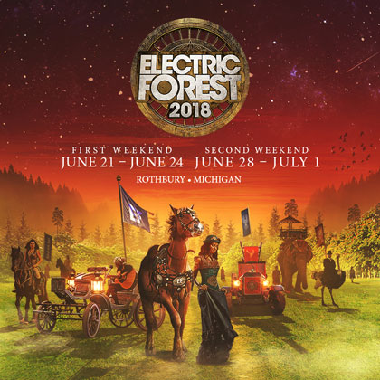 Electric Forest 2018