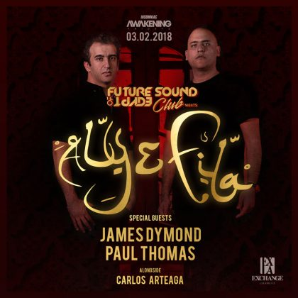 Future Sound of Egypt: Aly & Fila, James Dymond & Paul Thomas