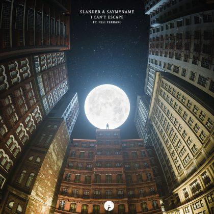 "SLANDER and SAYMYNAME Team Up on Celestial Burner ""I Can't Escape"" on Insomniac Records"