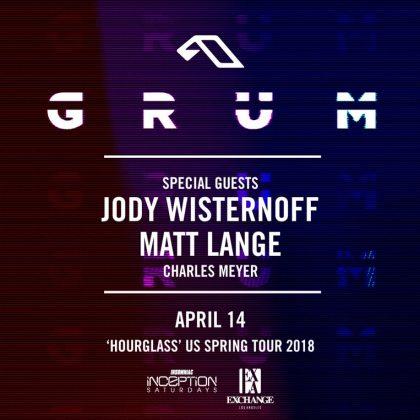 Grum, Jody Wisternoff & Matt Lange