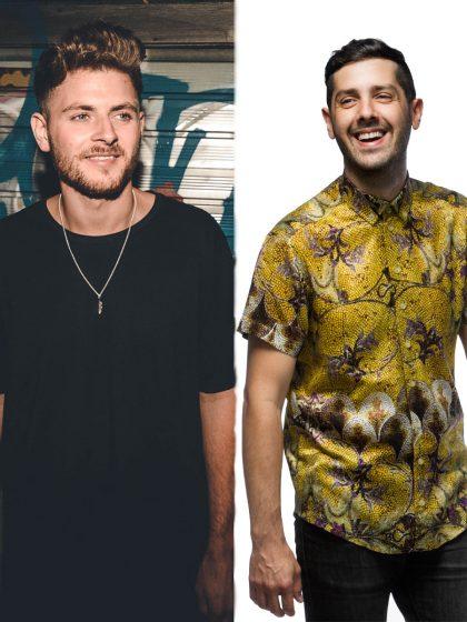 Between 2 DJs: Detlef and Latmun