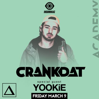 Crankdat with YOOKiE