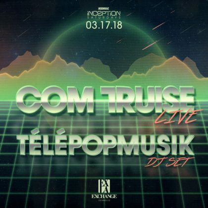 Com Truise (Live) with Télépopmusik