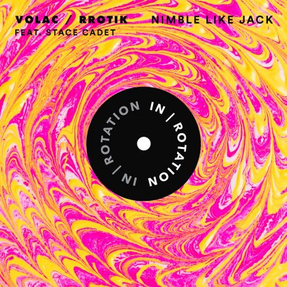 "Volac and rrotik Create a Brazil-Russia Alliance on Slamming House Collab ""Nimble Like Jack"" for IN / ROTATION"