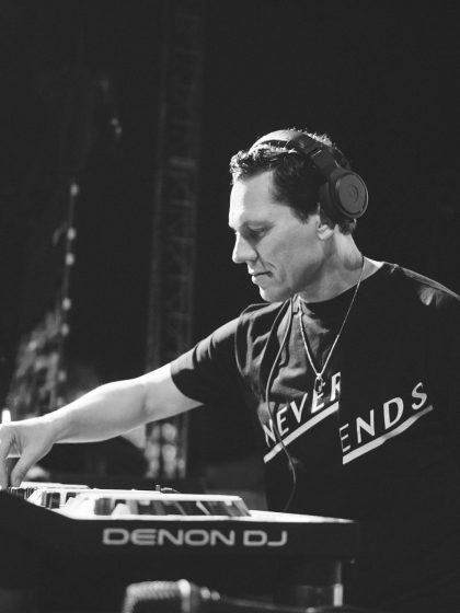 Sound Evolution: The Musical Progression of Tiësto