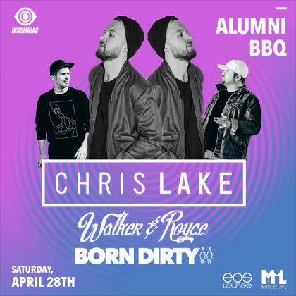 Chris Lake, Walker & Royce, Born Dirty