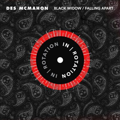 Des McMahon Displays D&B Duality on 'Black Widow / Falling Apart' for IN / ROTATION