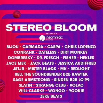 Stay in the Insomniac Records Loop at stereoBLOOM With This EDC Las Vegas 2018 Playlist