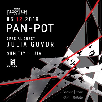 Pan-Pot with Julia Govor