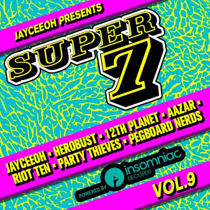 Jayceeoh's 'Super 7' Mix Series Returns With a Vengeance on Volume 9