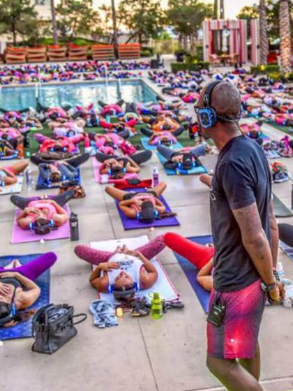 Camp EDC Spotlight: Silent Savasana