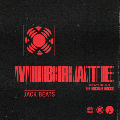 Jack Beats Shakes Things Up on Fiery 2-Track 'Vibrate' EP on Insomniac Records