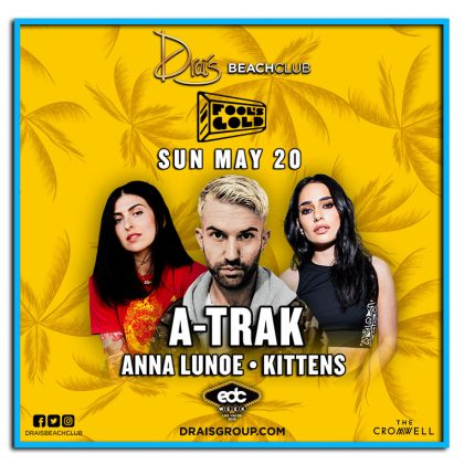 Fool's Gold: A-Trak, Anna Lunoe & Kittens