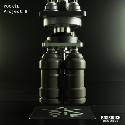 "YOOKiE Brings on the Head-Crush With ""Project 9"" for Bassrush Records"