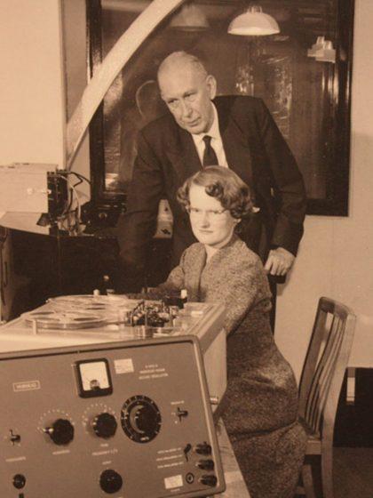 Daphne Oram: Techno Originator