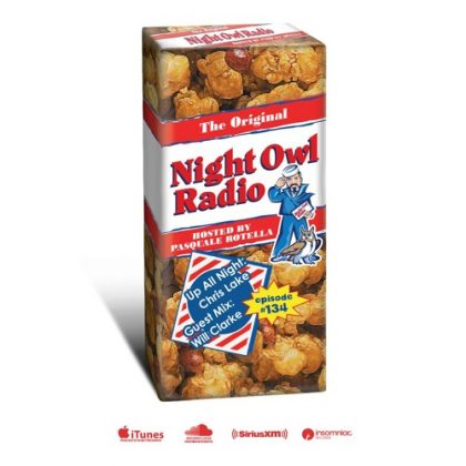 'Night Owl Radio' 134 ft. Chris Lake and Will Clarke