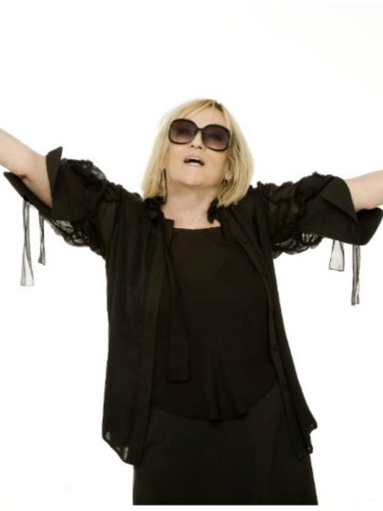 Annie Nightingale Goes Harder Than You Do